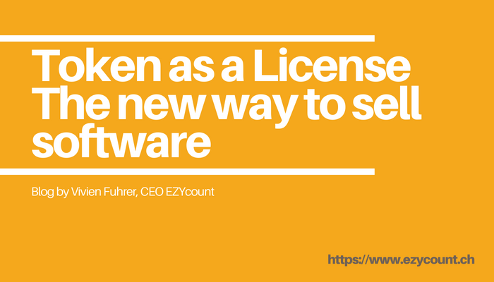 Token-as-a-license