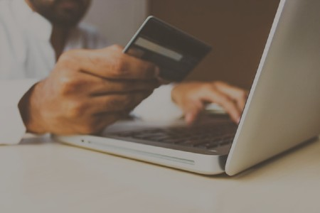 Encaissement par carte de crédit